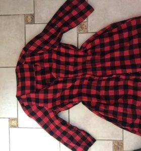 Удлиненная рубашка Zara