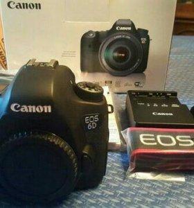 Canon 6D, 24-105