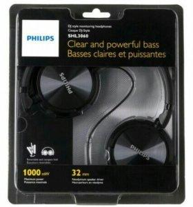 НОВЫЕ Наушники Philips SHL3060
