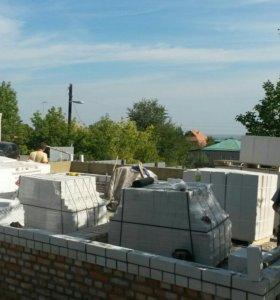 Строительство коттеджей,домов,дач и т.д.
