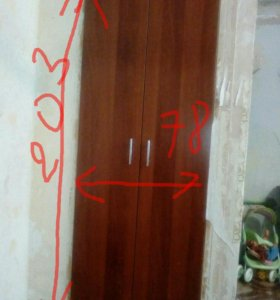 Двери для ниши