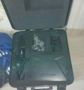 Oculus dk1 продам