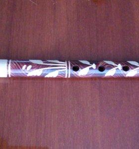 Дудочка СССР (флейта) и пепитр