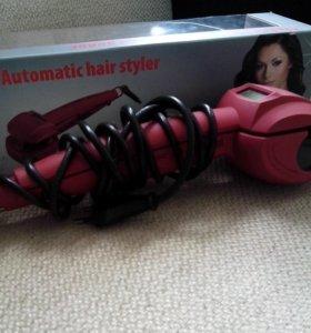 Стайлер для автозавивки волос.