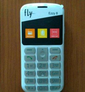 Телефон fly Ezzy 8