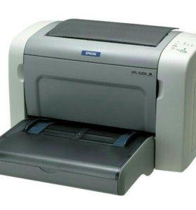 Продается принтер Epson 6200
