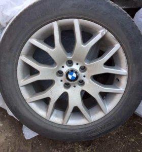 """диски BMW 19"""" с резиной"""