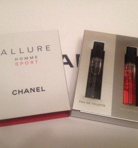Chanel Allure мужской набор пробников