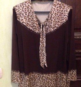 Блузка , размер 58-60