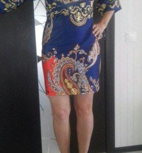 Платье оригинальное. Турция.