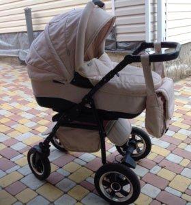 Детская коляска зима-лето adamex nitro 2 в 1