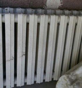Радиаторы отопительные чугуные