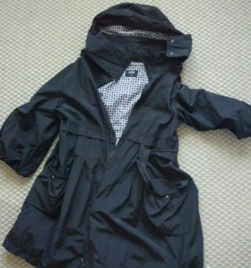 Куртка ветровка(хорошо сядет на беременных)