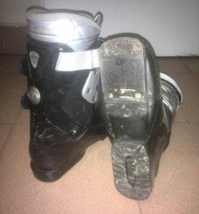 Лыжные ботинки. ENTRYX2-4