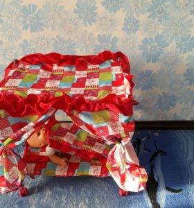 Кроватка для куколки