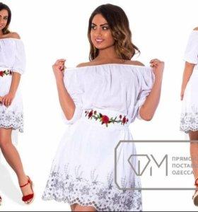 52-54 р-р Нарядное платье