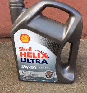 Масло Shell Helix Ultra 5w-30 4л