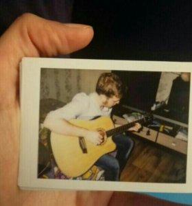 Ускоренный курс обучения игры на гитаре
