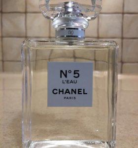 Chanel #5 L'EAU eau de toilette 100 ml. Paris
