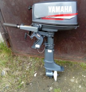 Лодочный мотор YAMAHA