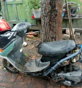 Мокик Honda dio cesta на запчасти