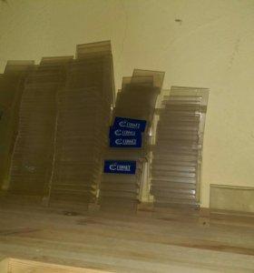 Подставки пластиковые для кошельков телефонов и пр
