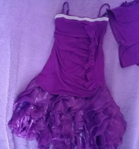 Детское платье 6...9 лет