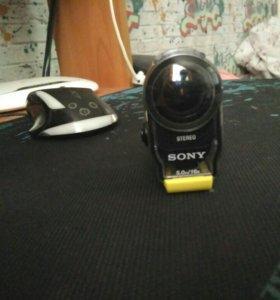 Экшн камера sony as20
