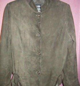 Куртка пиджак натуральная