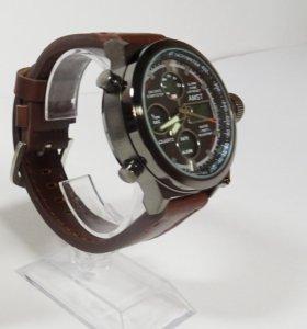 Мужские часы AMST с реальной водонепроницаемостью