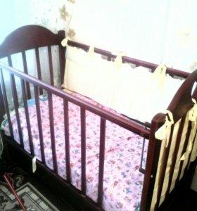 Кроватка!!