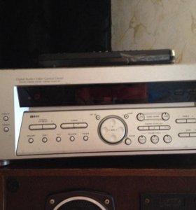 AV ресивер Sony str-k740p