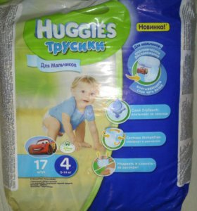 Трусики Huggies размер 4