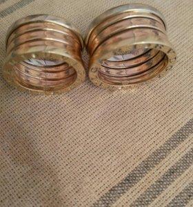 кольца Bvulgary