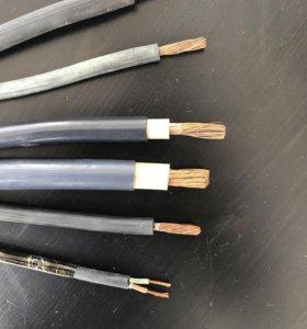 Продам кабель сварочный КГ-хл 16,25,35 и другой