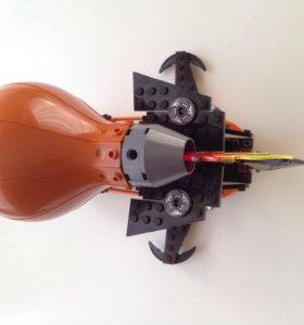 Дирижабль воздушных пиратов из Лего ниндзяго