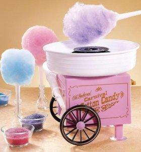 Аппарат для сахарной , сладкой ваты дома торг