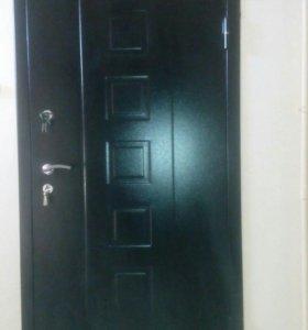 Металлические двери любой сложности
