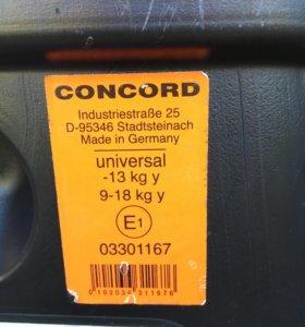 Автокресло Concord Ultimax Comfort Line