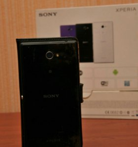 Смартфон Sony Xperia M2 (D2303) Black