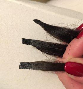Наращивание/Выпрямление волос