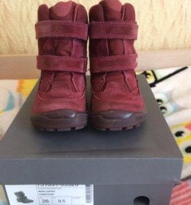 Ботинки зимние ECCO 26