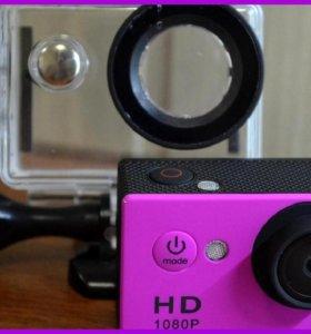 Качественная экшн-камера SJ4000 с WiFi