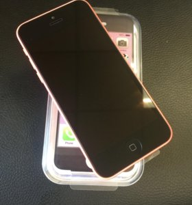 iPhone 5c 32gb pink новый