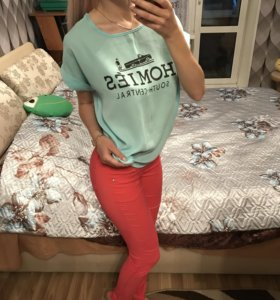 Штаны и футболка