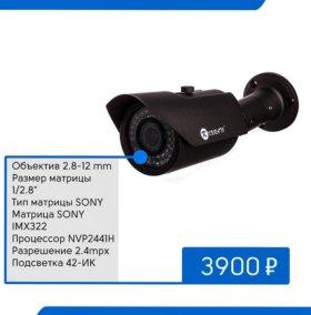 Аналоговое оборудование для наблюдения 1280х720