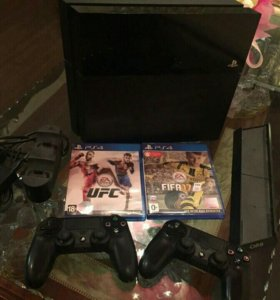 Sony PlayStation 4 500GB