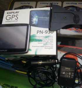 Навигатор GPS PN-930