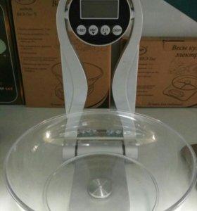 Весы кухонные EK-6230