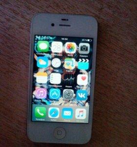 iPhone 4s 16gb в идеальном состоянии
